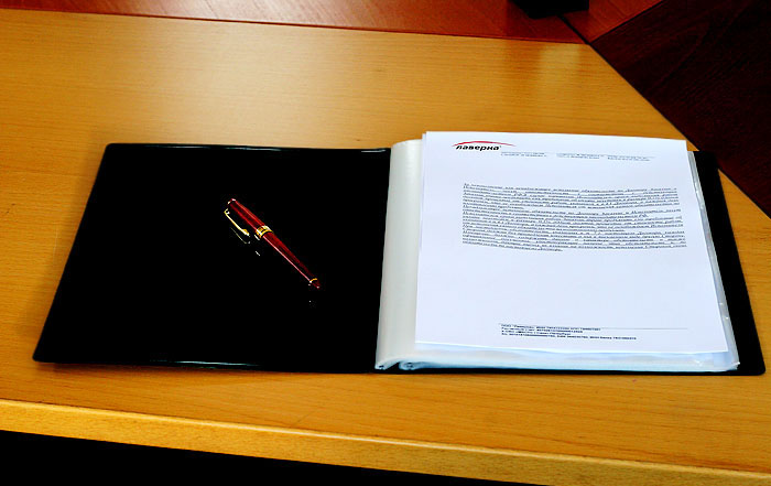 Протокола рассмотрения заявок на участие в открытом конкурсе